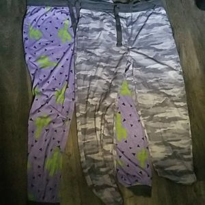 Other - 2 Mens pajama pants